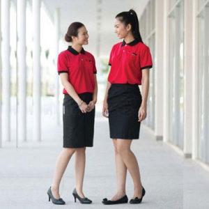 Áo phông đồng phục TT001