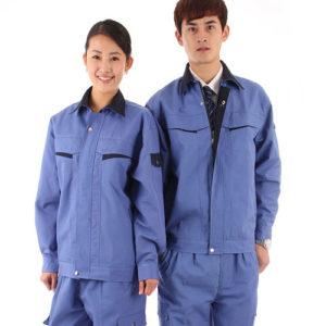 Bộ bảo hộ lao động mùa đông TT003