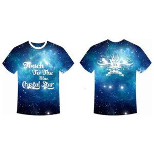 Đồng phục áo Galaxy 3D TT004