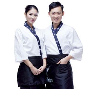 Đồng phục bếp TT001