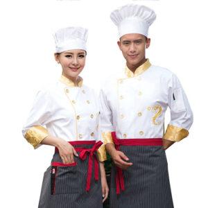 Đồng phục bếp TT003
