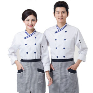 Đồng phục bếp TT004