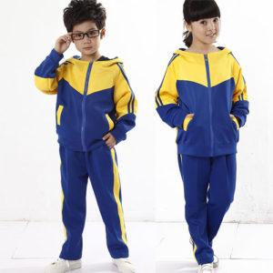 Đồng phục mầm non mùa đông TT001