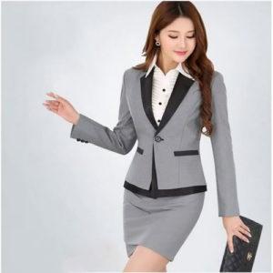 Vest nữ công sở TT003