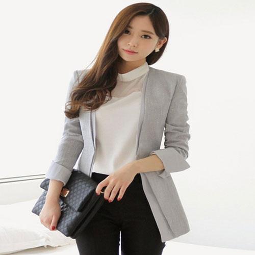 Vest nữ công sở TT005