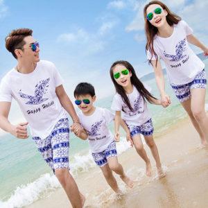 Đồng phục gia đình tại Hải Dương
